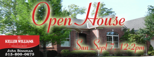 Open House Kings Mills Realtor Keller Williams