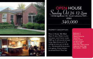 Open House, Keller Williams Bridgewater Robert Lucke Homes